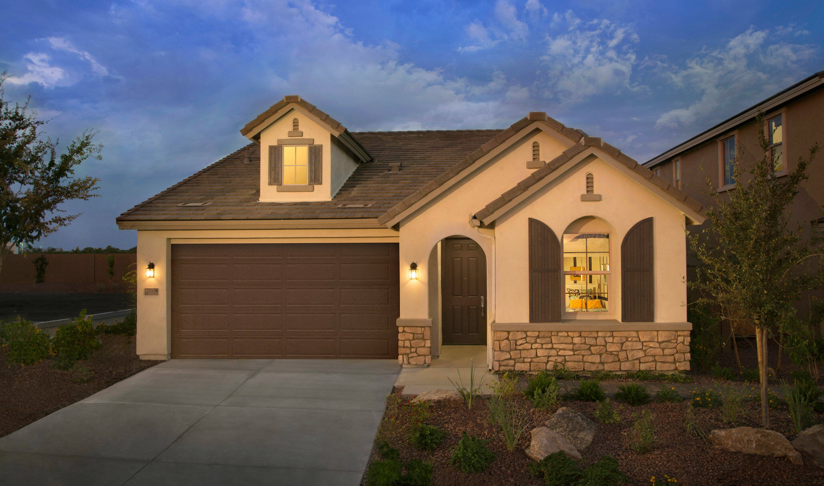 Images Of Homes traditions at catania - new homes in glendale, az