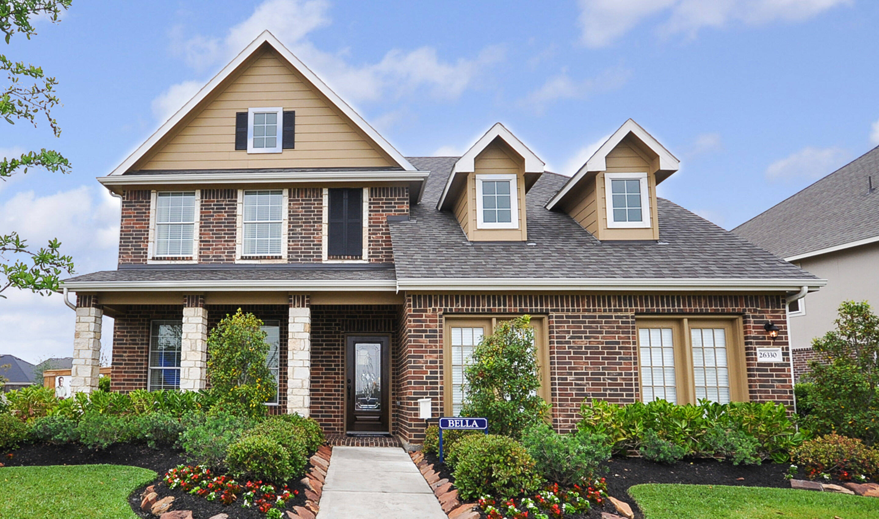 Silver Ranch Homesites New Homes in Katy TX