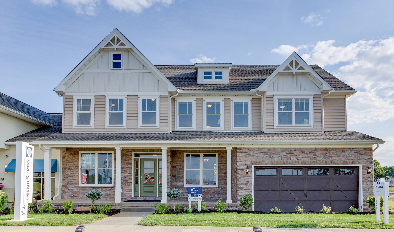 Home Builders In Jeromesville Ohio K Hovnanian Homes