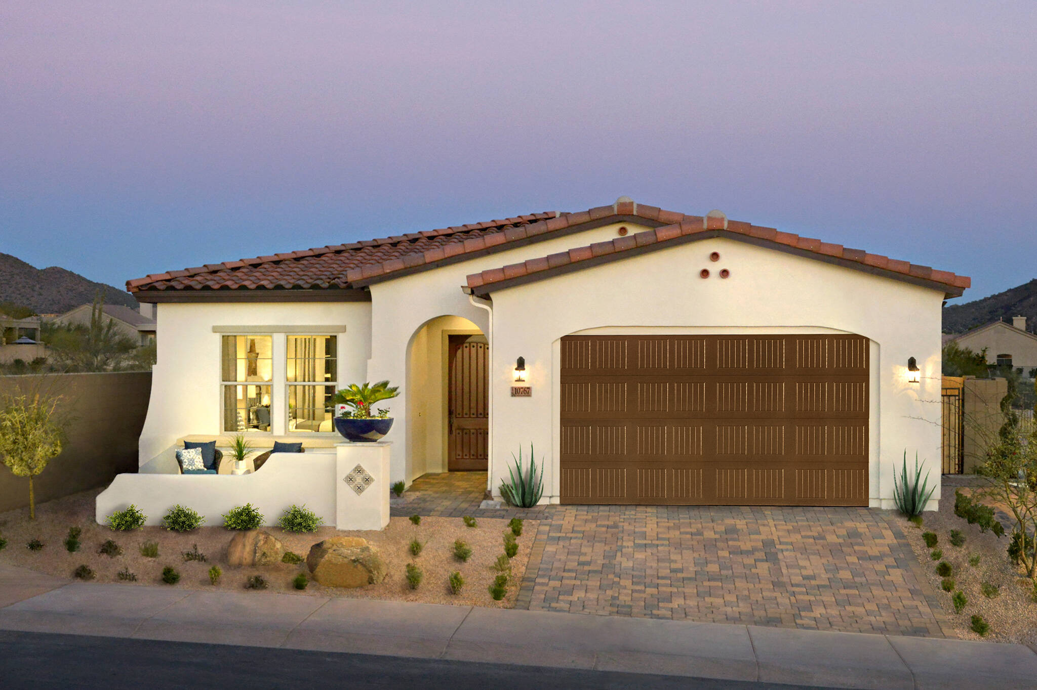 crimson spanish thumb at fusion at sunrise trail new homes in scottsdale