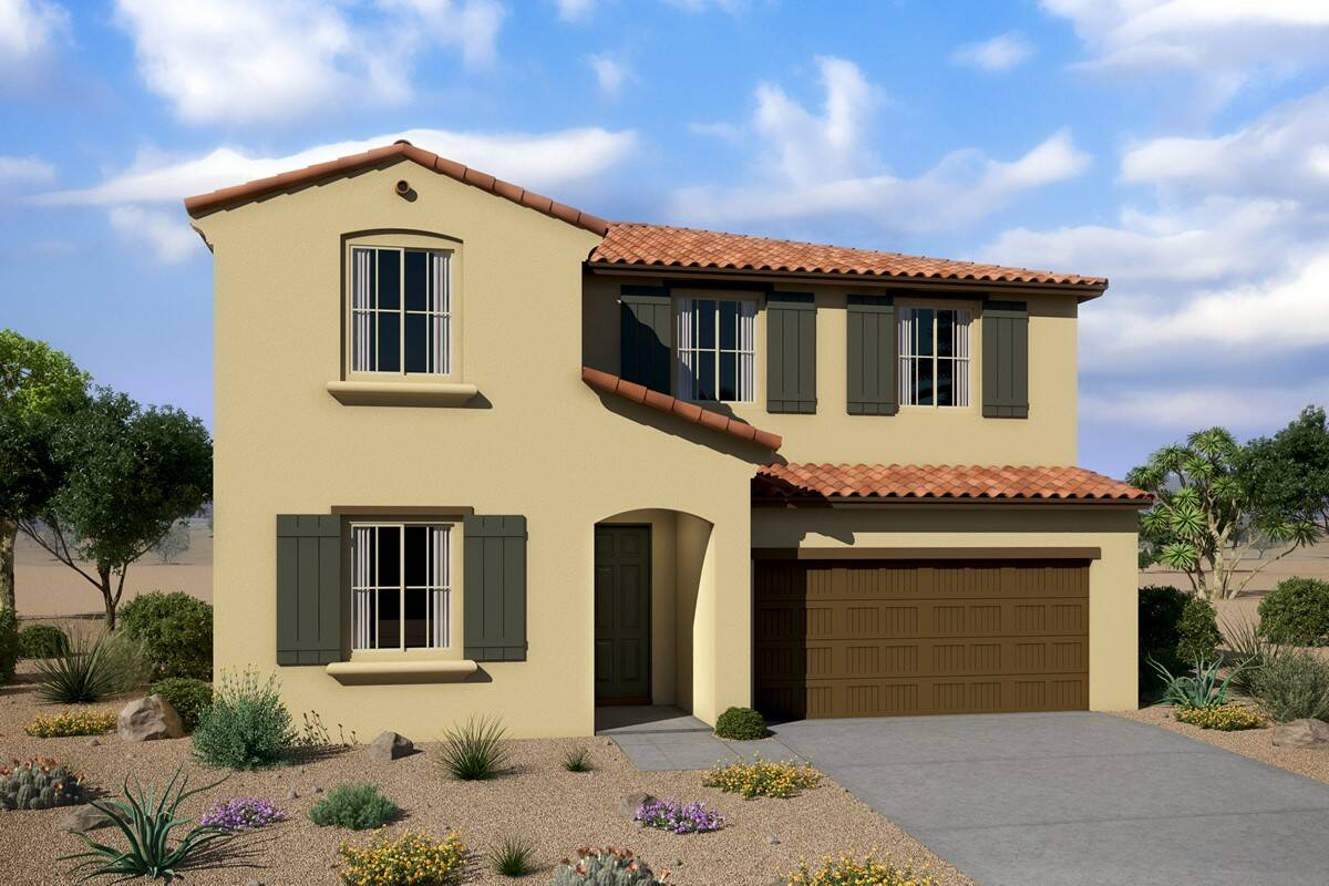 serenity spanish colonial a new homes affinity at verrado