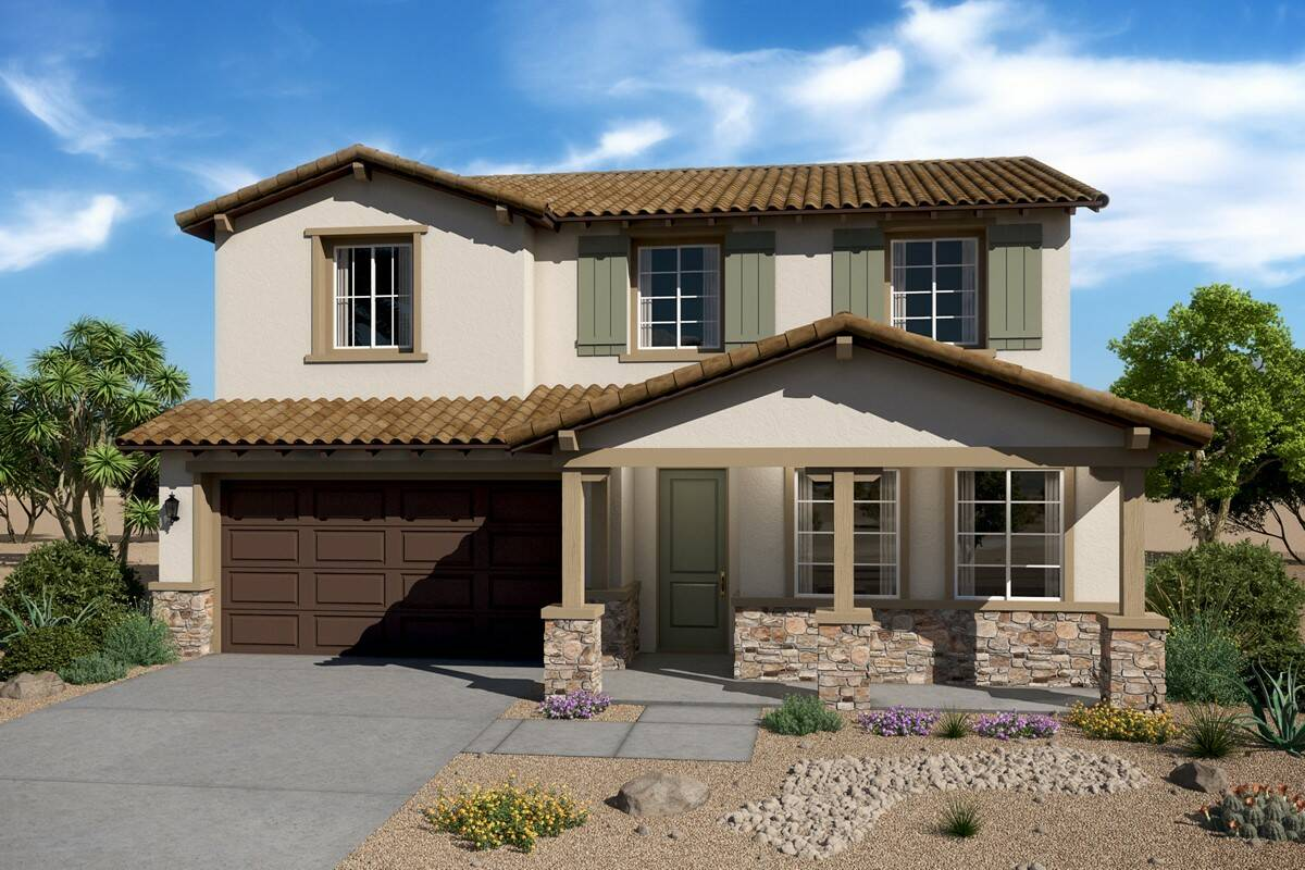 tranquility 4049 b spanish hacienda new homes affinity at verrado east
