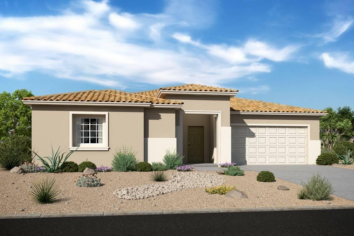 5012 Monarch F Italianate new homes casa grande arizona