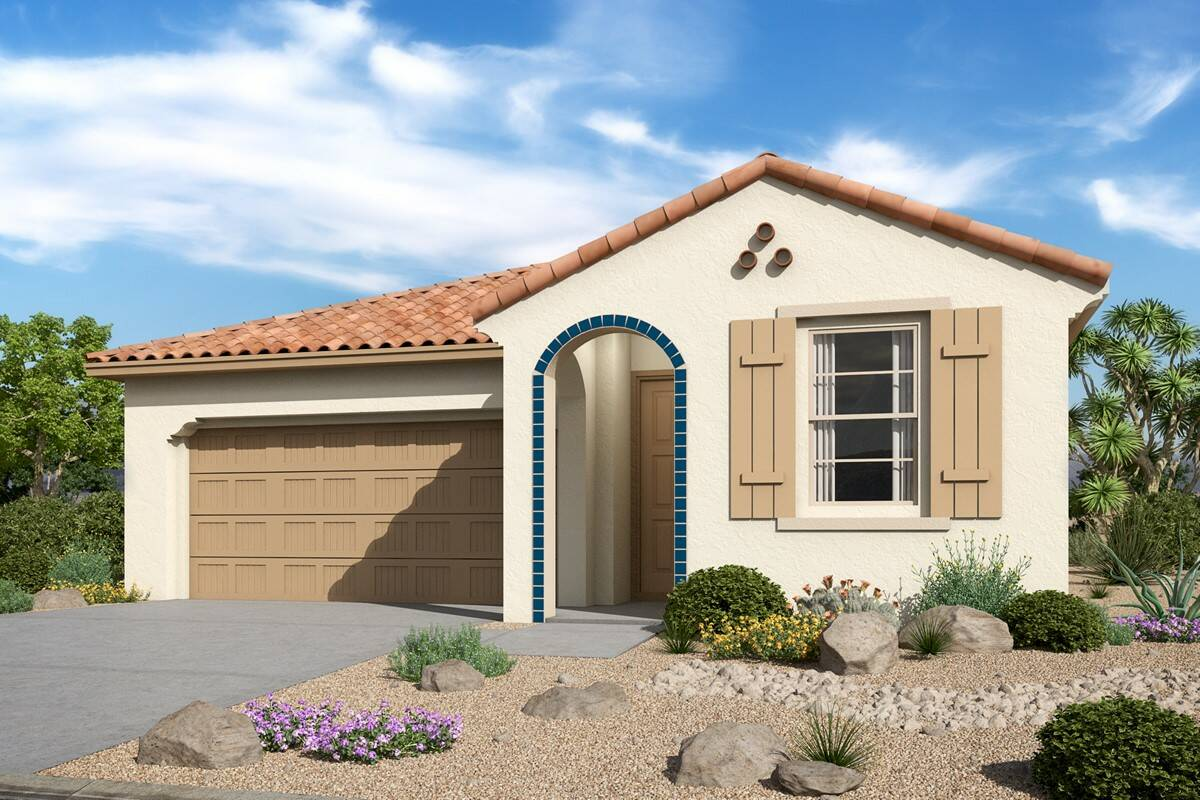 desert star a spanish new homes ventana lakes