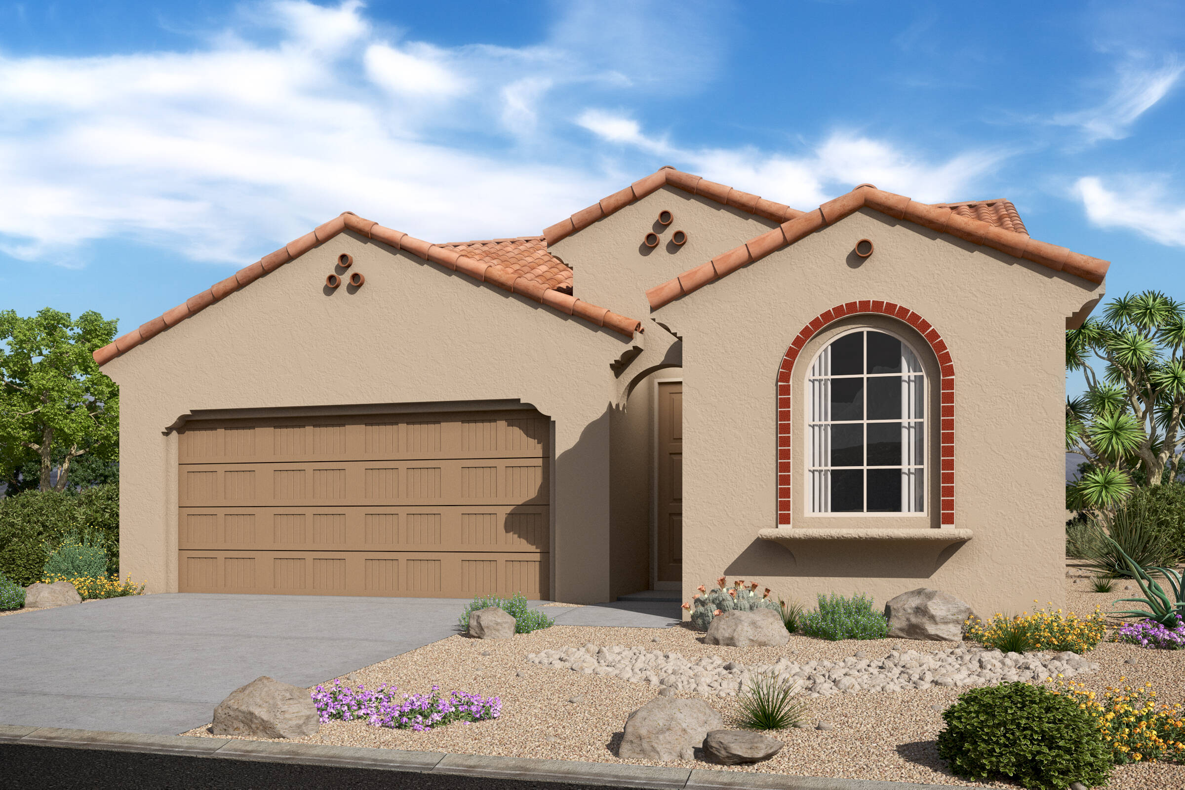 goldfield a spanish new homes ventana lakes