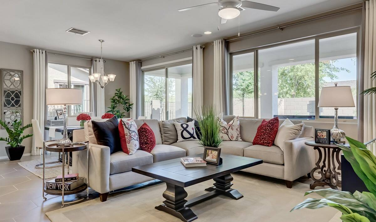 Affinity at Montana Vista - Accord - Great Room-2
