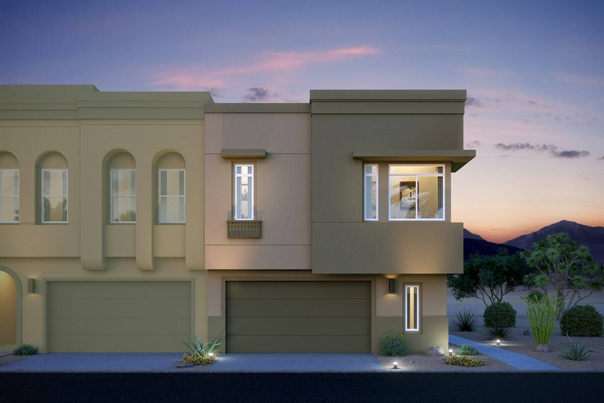 fremont end unit new homes pinnacle at silverstone