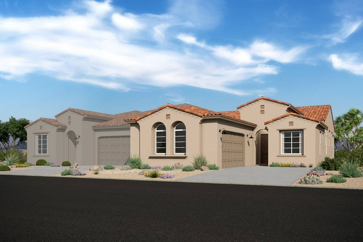 Ascent 3801 w Cima 3806 – Elevation D – Spanish Colonial