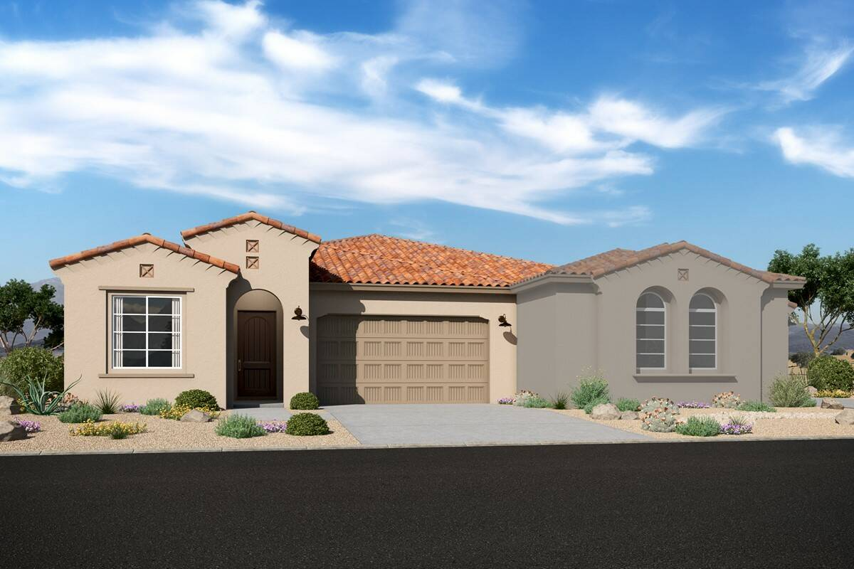 Cima 3806 w Ascent 3801 – Elevation D – Spanish Colonial