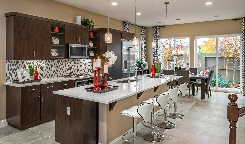 ridgestone kitchen new homes village at westshore