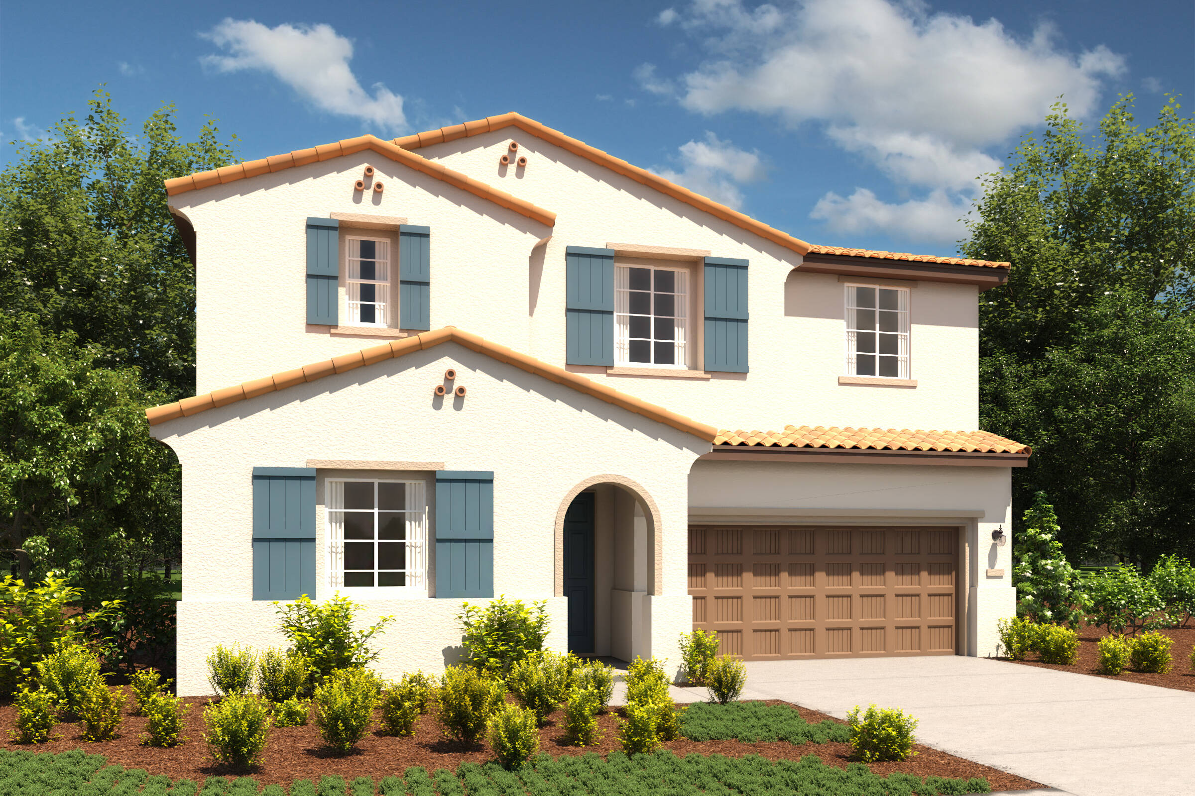 cobblestone a spanish colonial new homes village at westshore