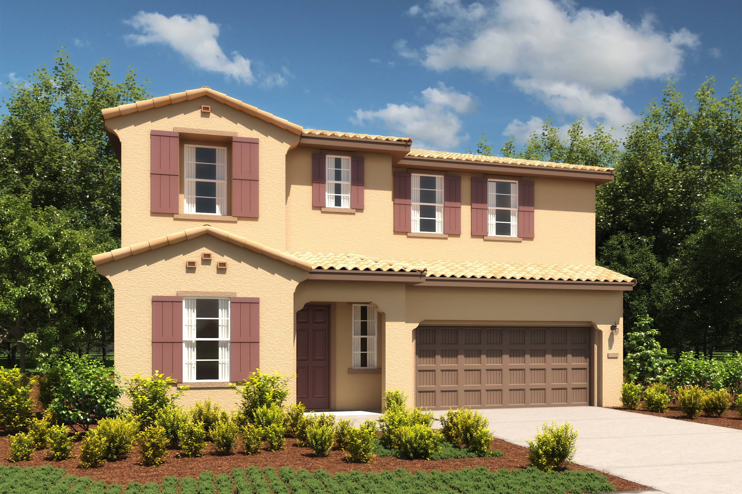 flagstone a spanish colonial new homes village at westshore