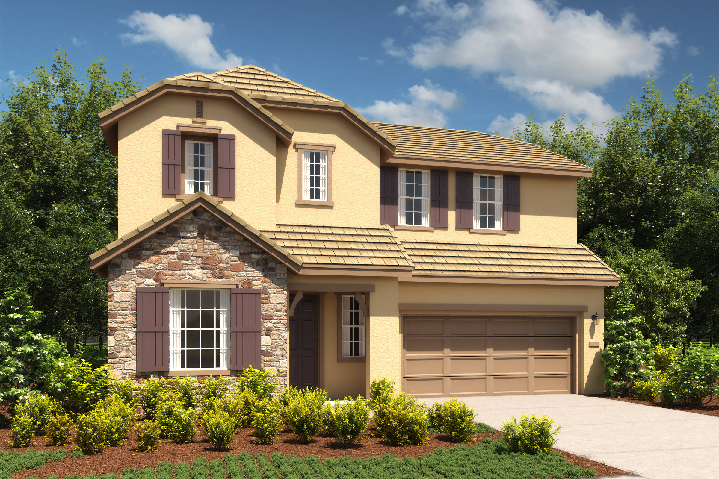 flagstone c country cottage new homes village at westshore