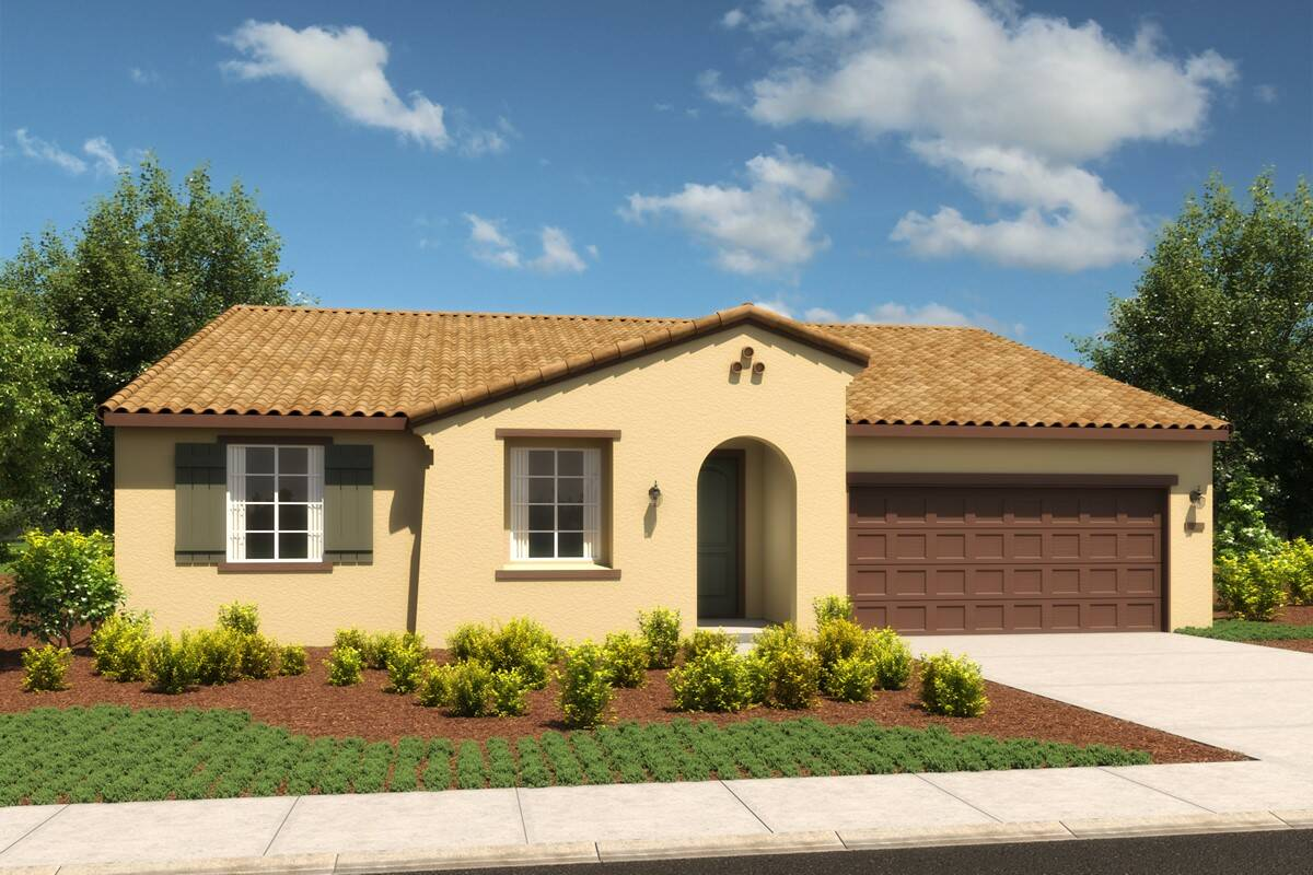 plan 1-5031-begonia-a-spanish-new homes bennett ranch-elev
