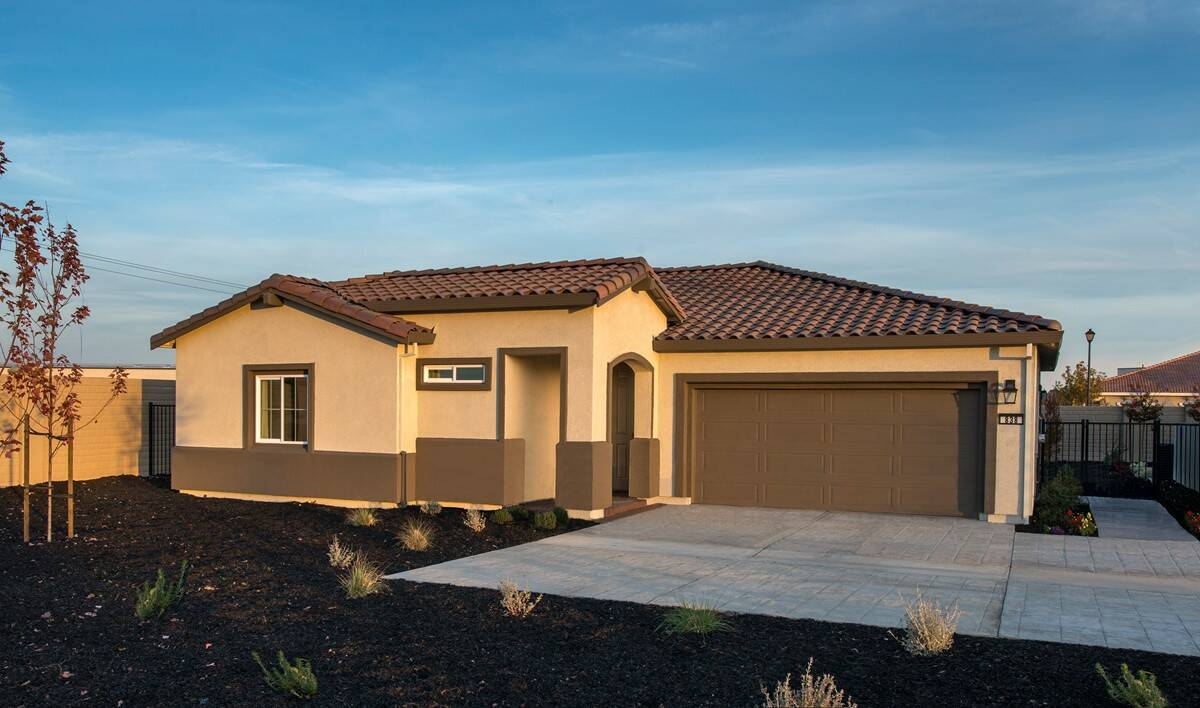 delta exterior new homes los banos ca