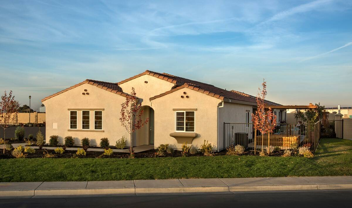 los banos reed exterior new homes los banos ca