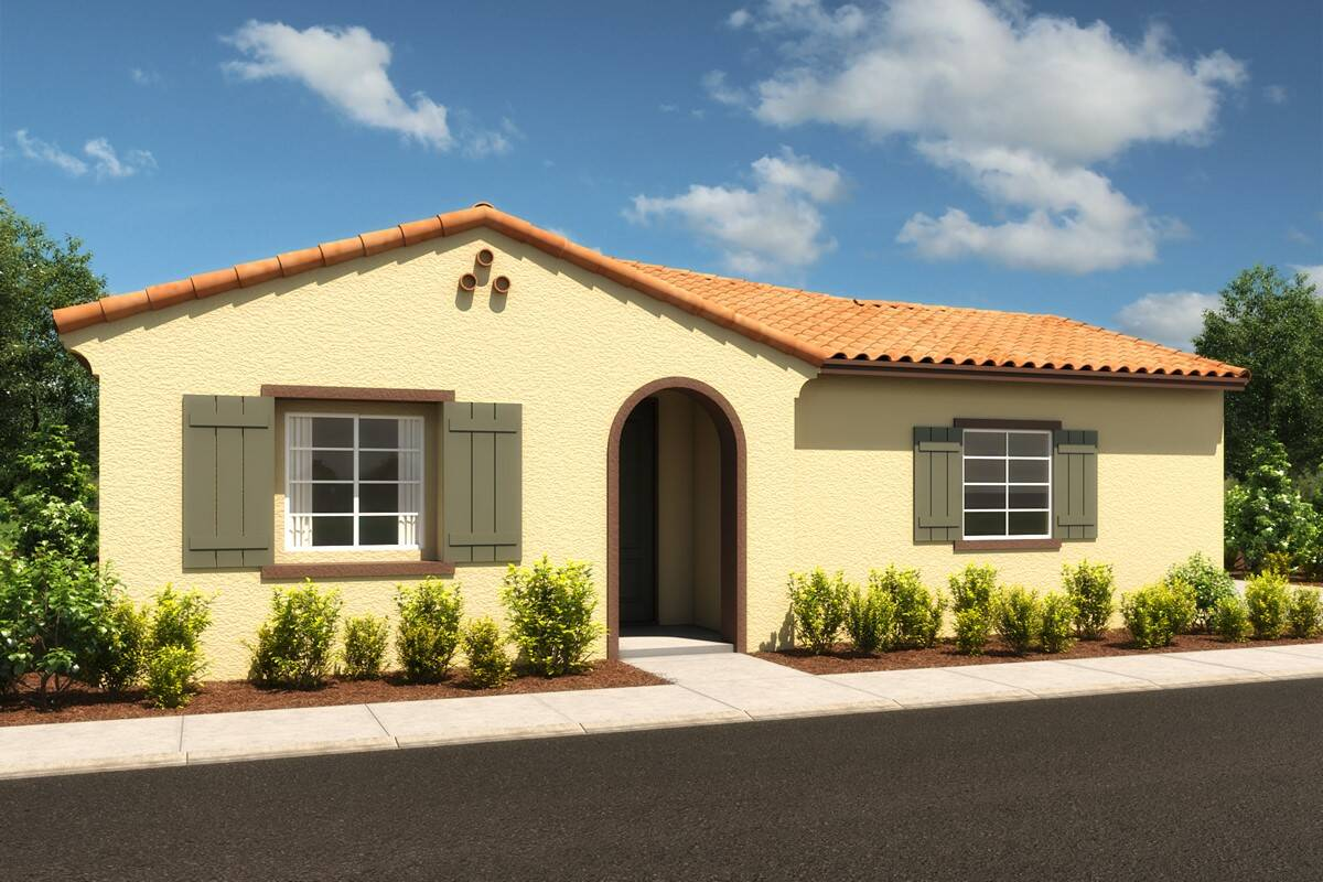 shoreline a spanish colonial new homes los banos ca