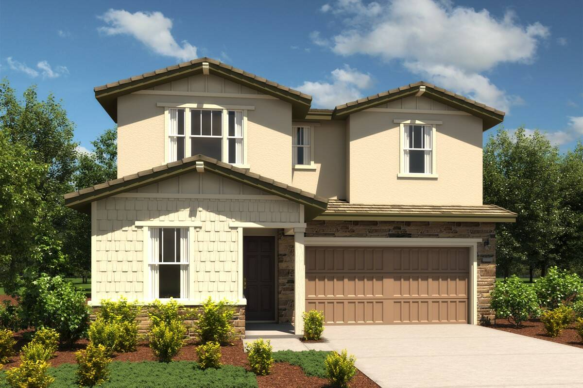 enjoyable kb homes pictures.  prairie craftsman new homes hollister california Ladd Ranch New Homes in Hollister CA