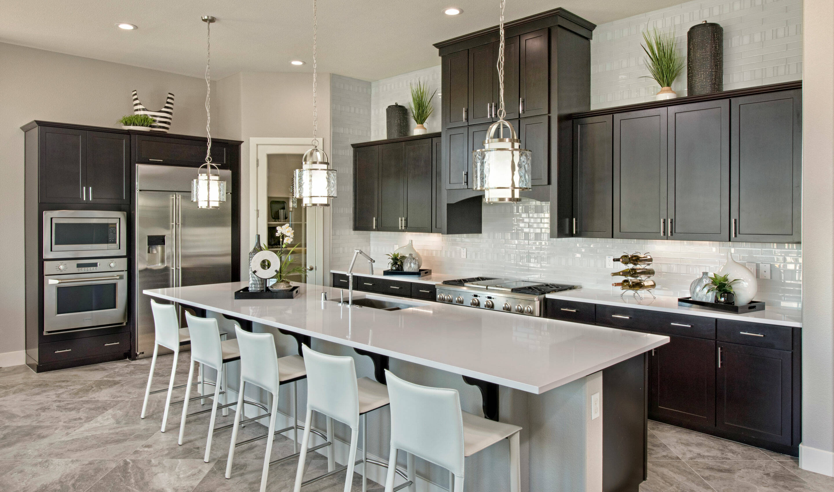 grove kitchen new homes lakeside at westshore
