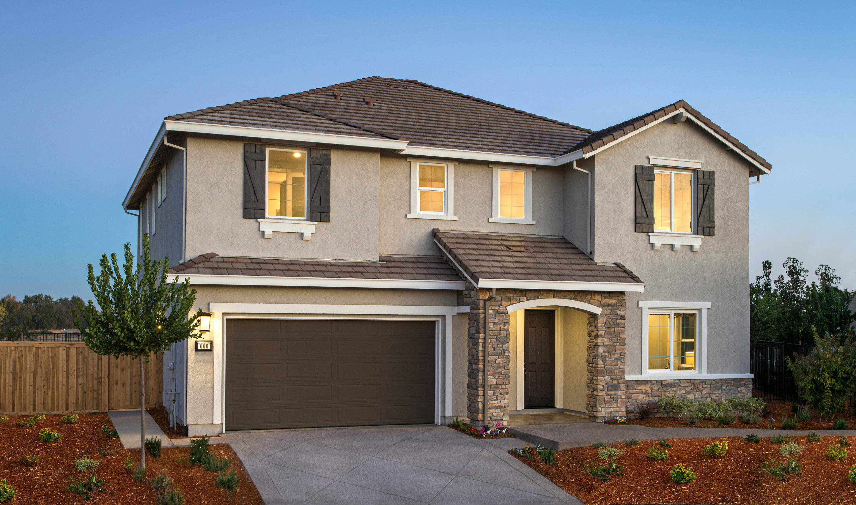 orchard exterior new homes lakeside at westshore