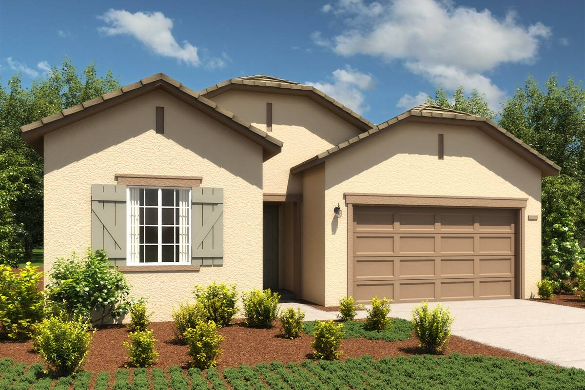 Parkside At Westshore New Homes In Sacramento Ca