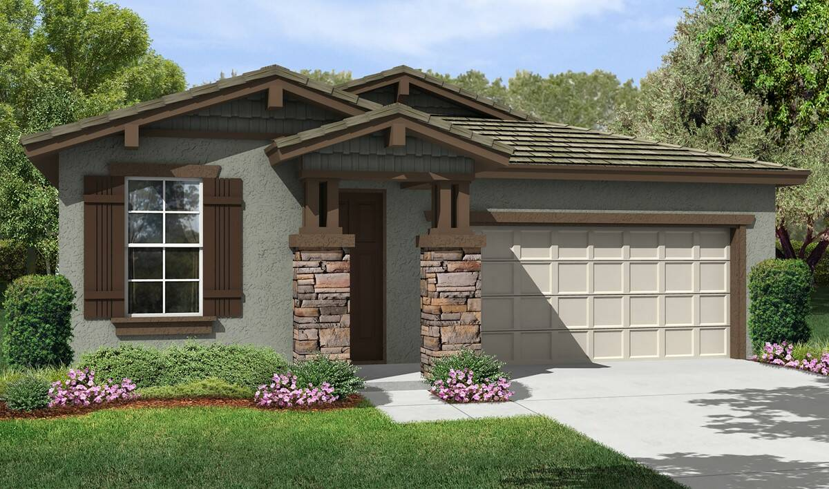 Beaumont New Homes California