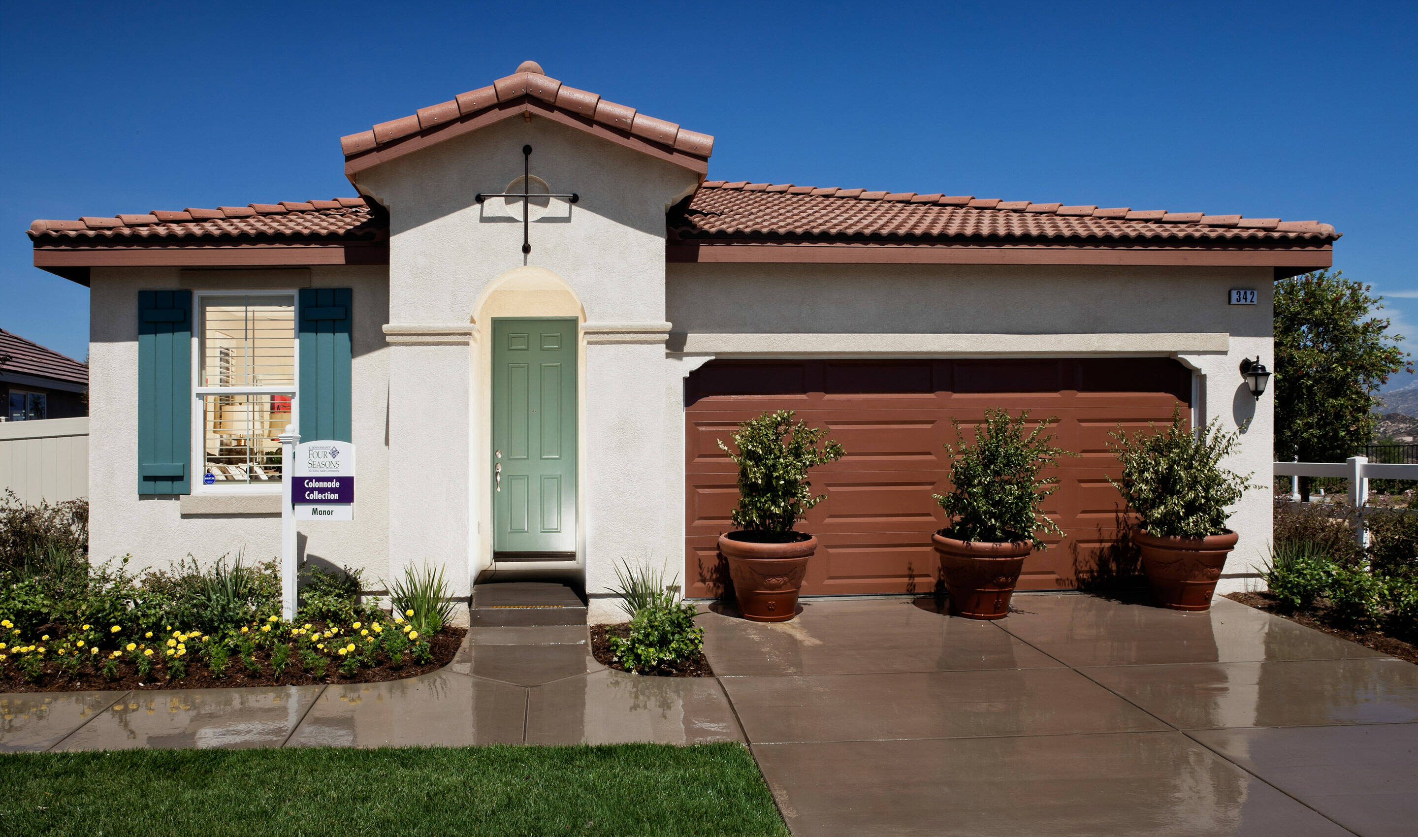 K Hovnanian S 174 Four Seasons At Beaumont New Homes In Beaumont Ca