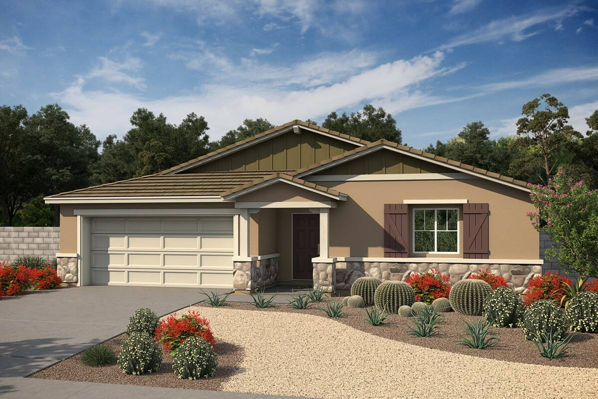 plan 1 callisto b craftsman new homes victorville california