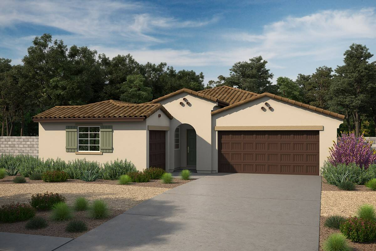 plan 2 charon a spanish new homes victorville california