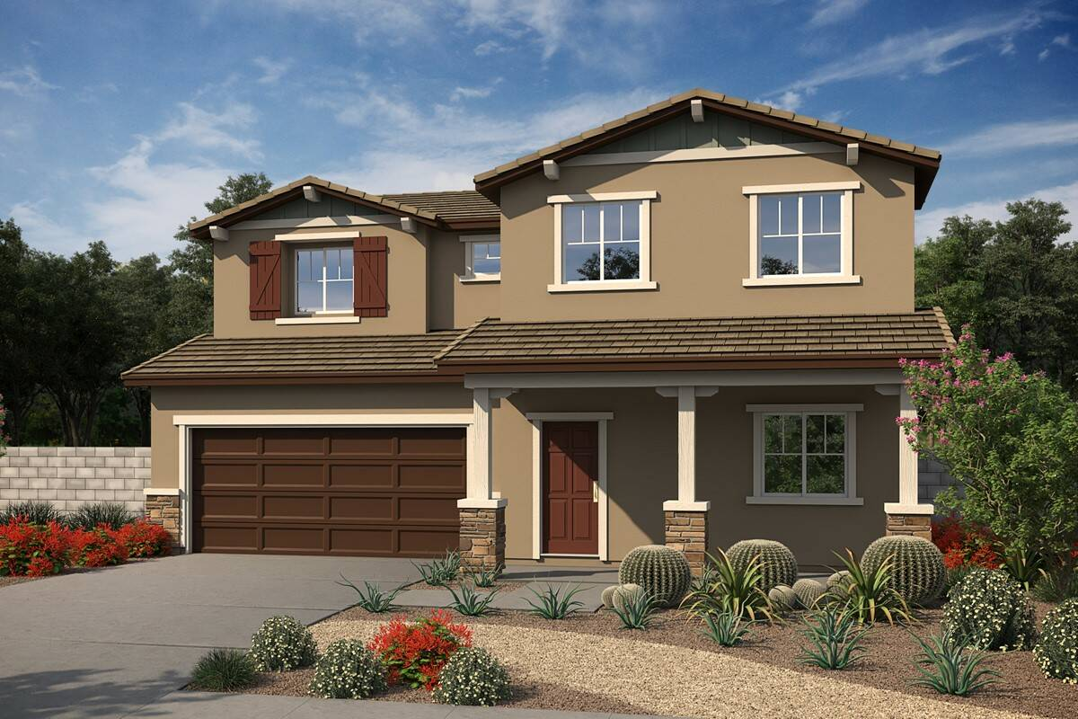 plan 3 dione b craftsman new homes victorville california