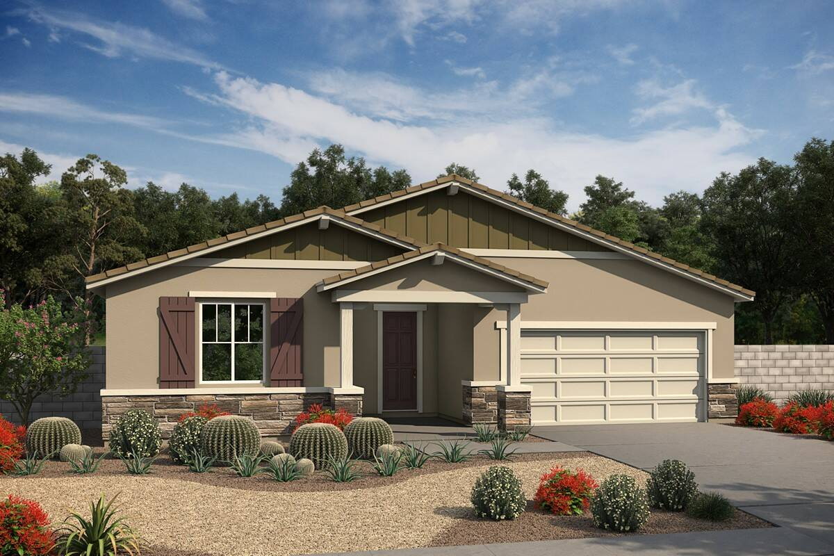 plan 9 leda b craftsman new homes victorville california