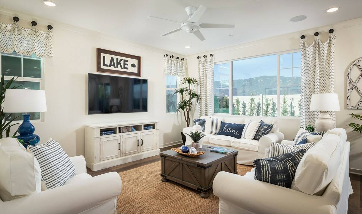festival great room new homes lake elsinore