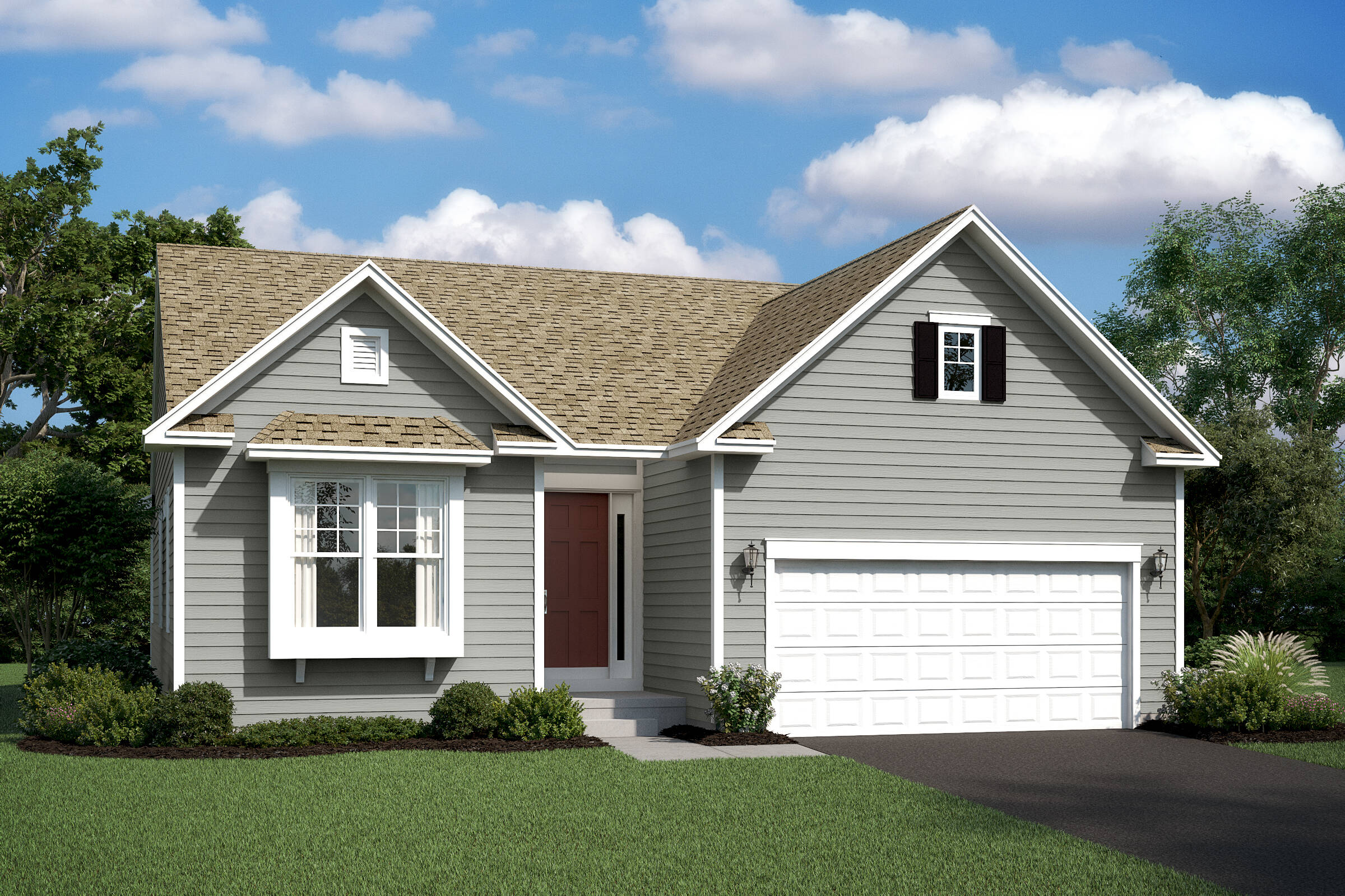 dorchester g2 new homes at baymont farms