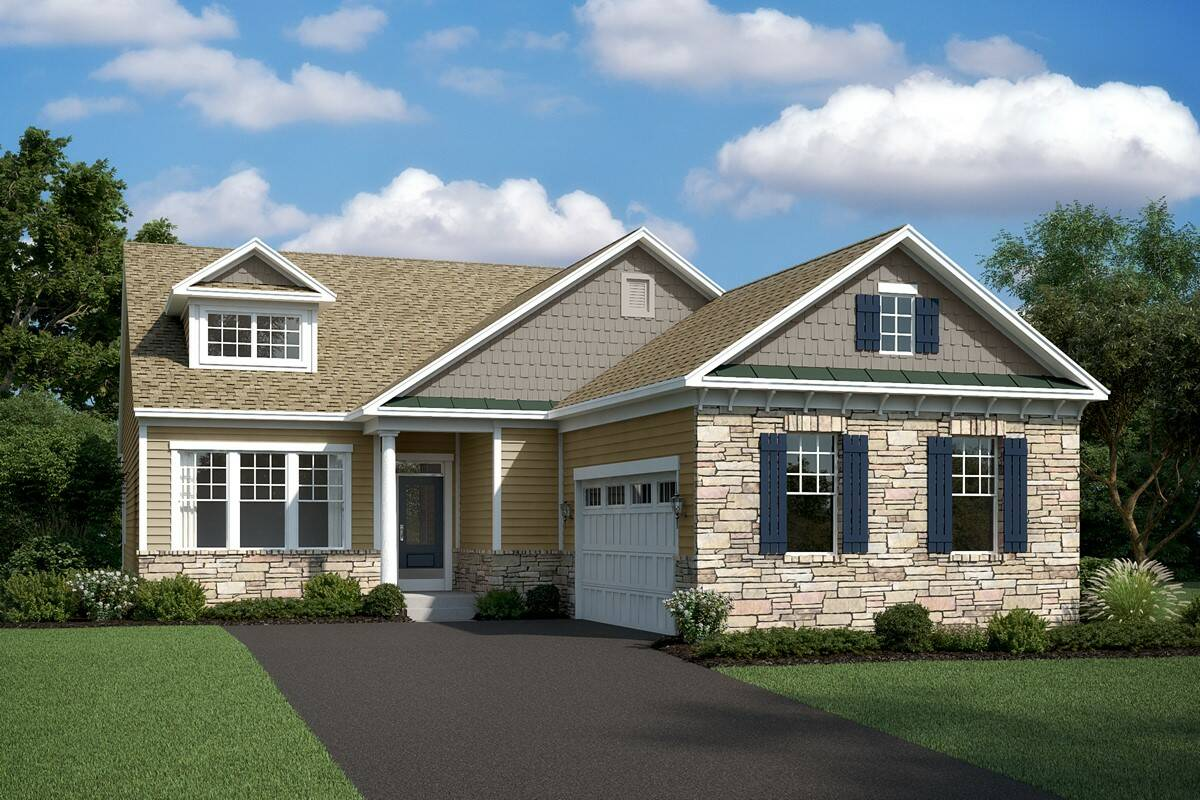 lewes I a new homes at baymont farms