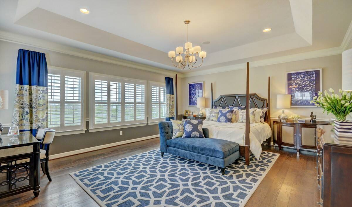 owners suite in rhode island new homes at cedar lane