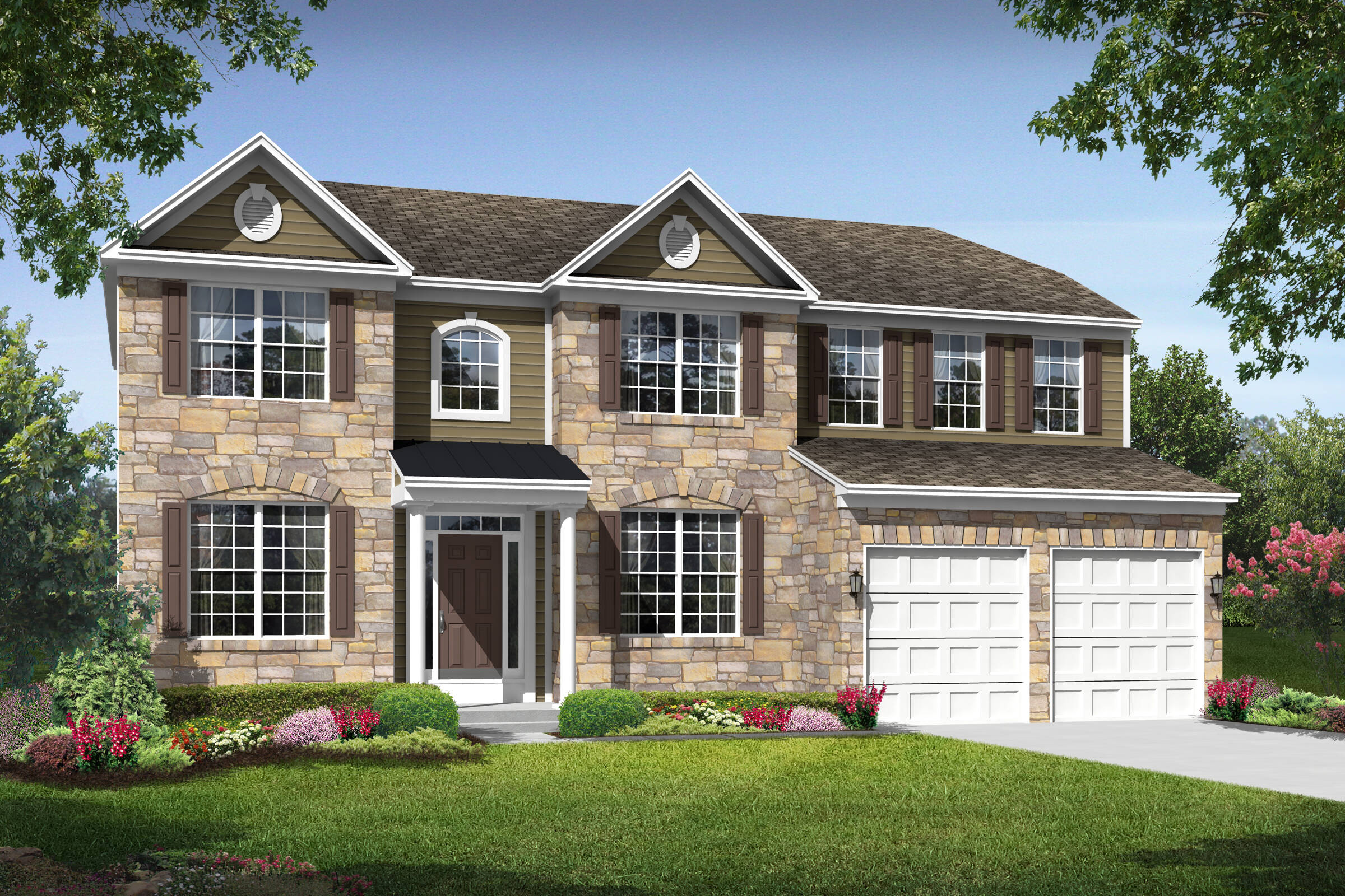 delaware federal new homes at hidden brook in delaware