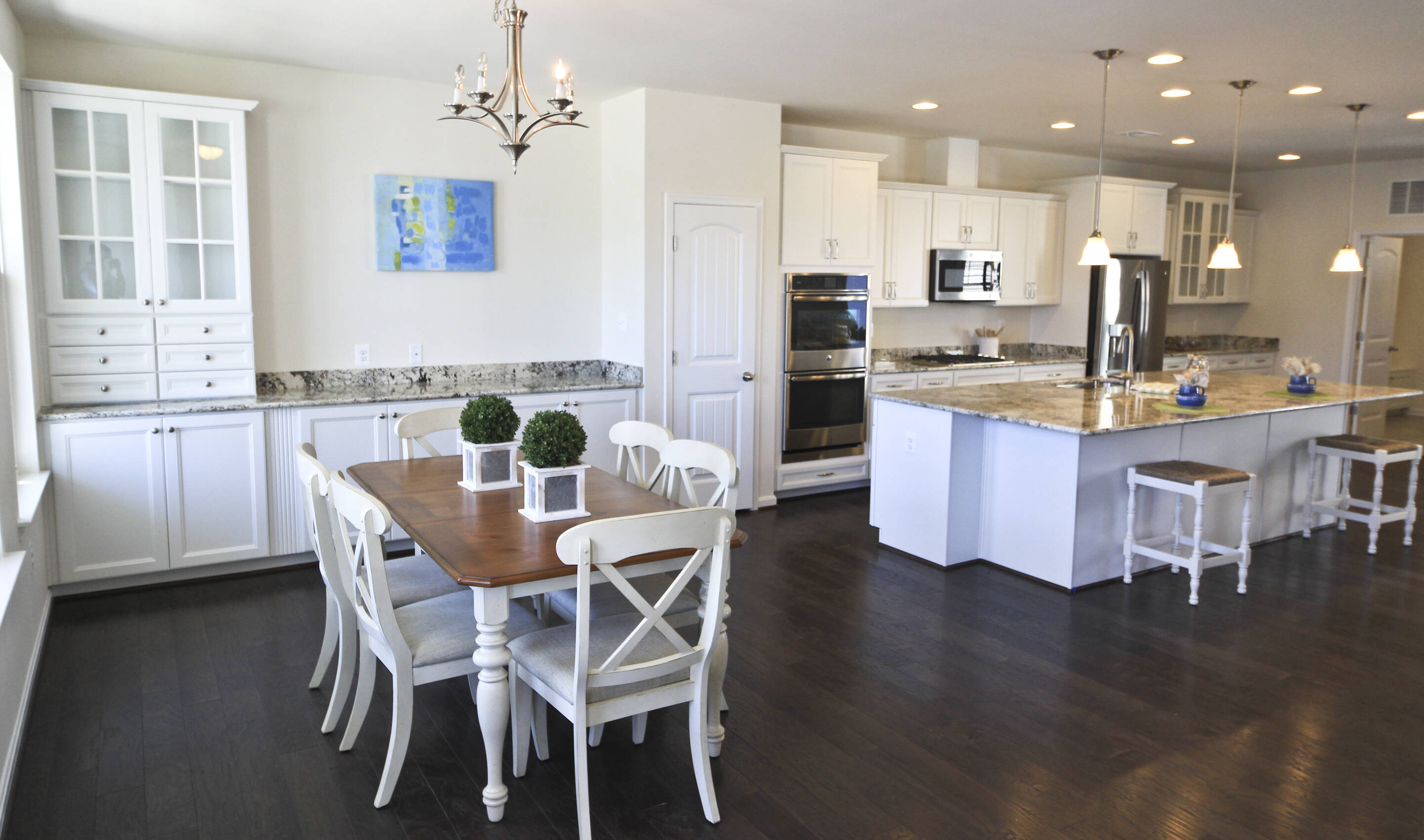 din rm2 and kitchen assateague 11 lot 204 new homes at beach club