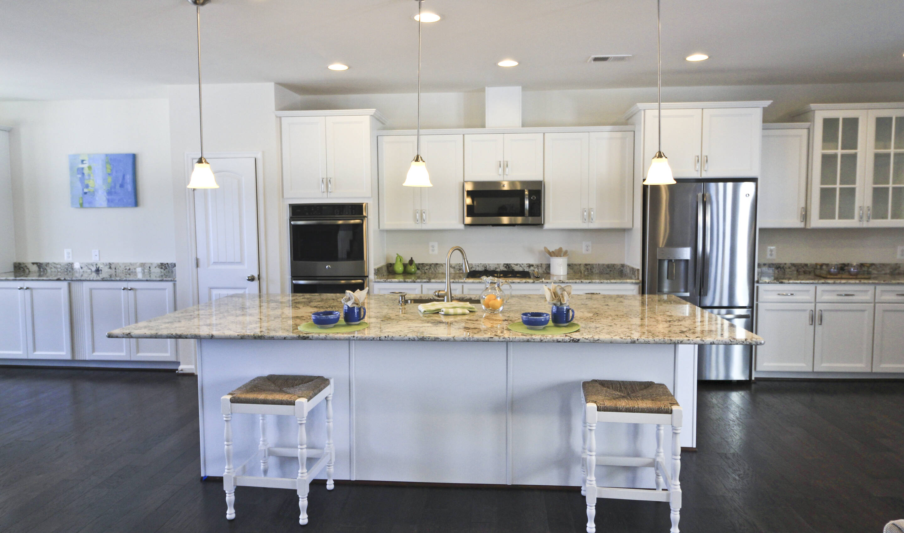 kitchen assateague 11 lot 204 new homes at beach club