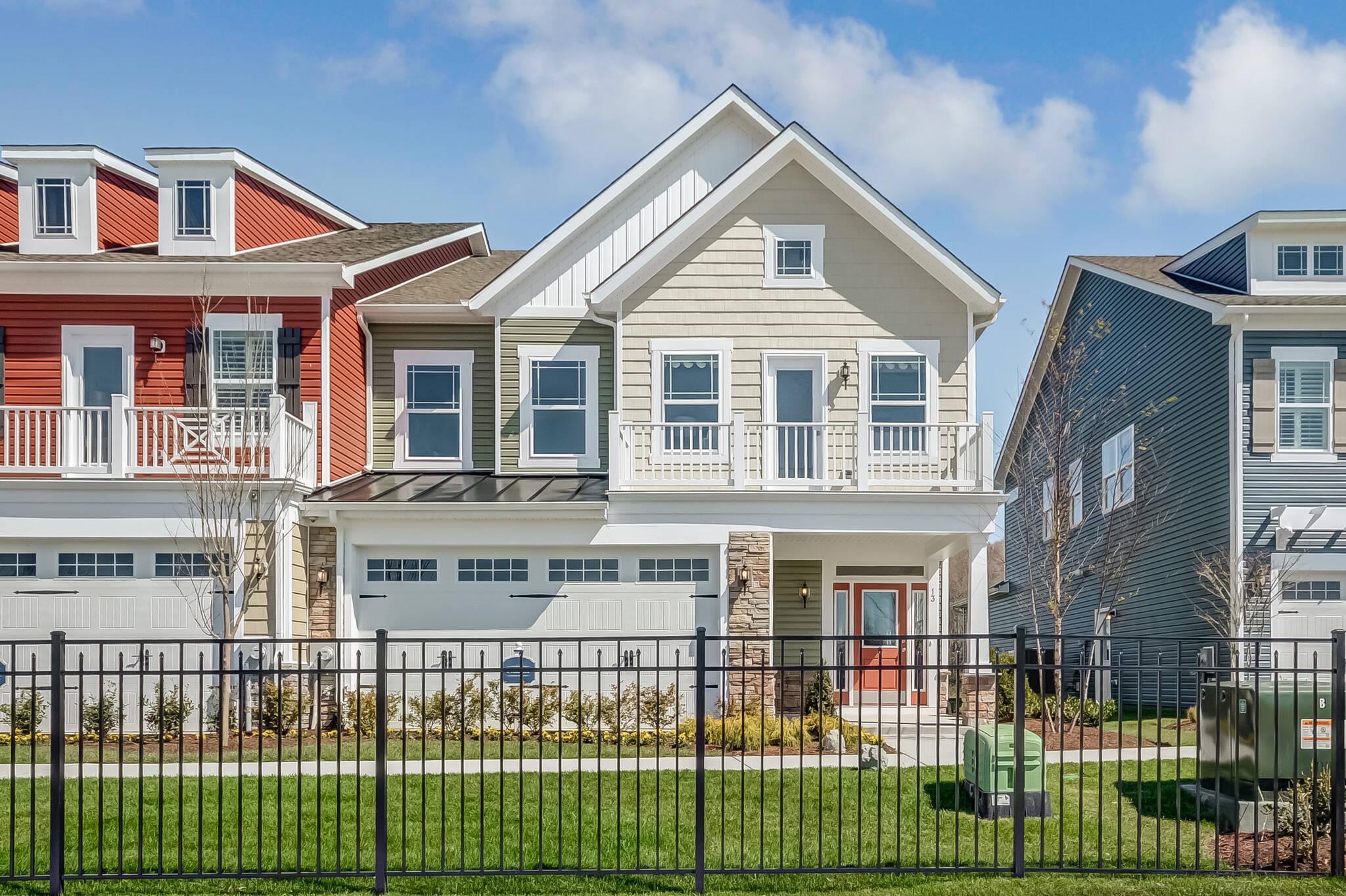 seashore as new homes at ocean view beach club