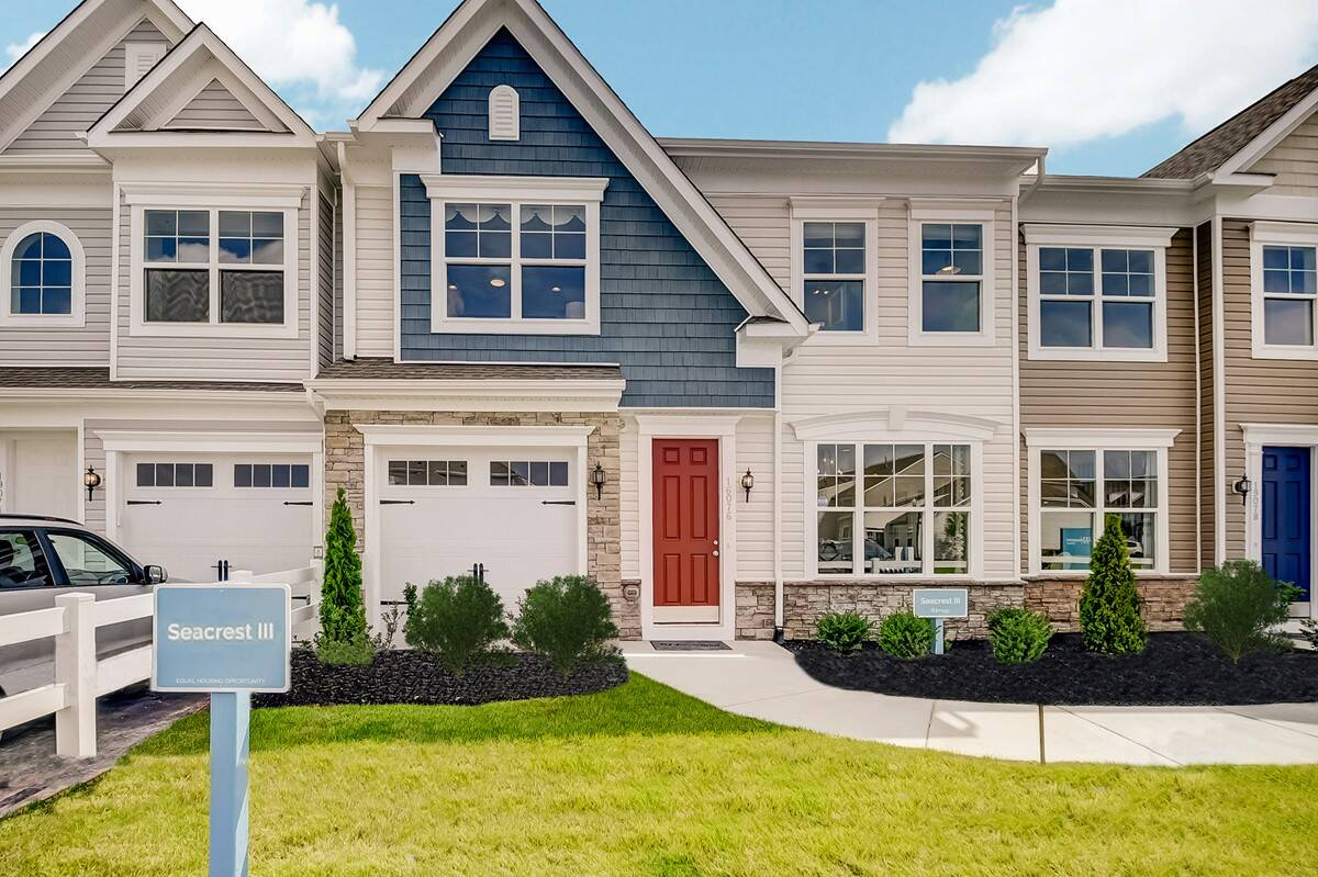 seacrest III d new homes at retreat at millstone