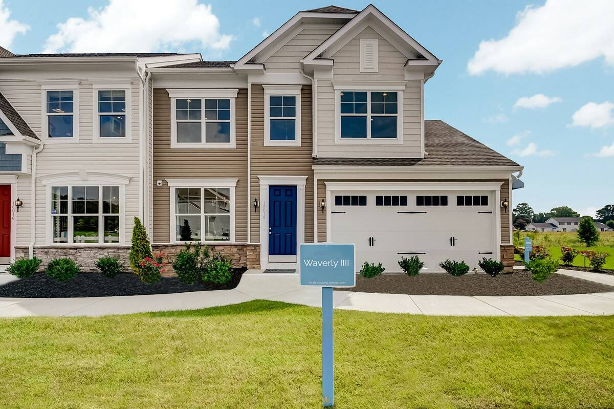 waverly III a new homes at retreat at millstone