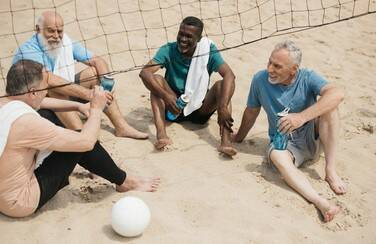 17 1109 x 62458591_Older Men Playing Volleyball GettyImages-1012513500