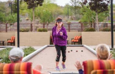 2 805 x 453 14439_Four Seasons at Wickenburg Ranch_Enjoying a Game of Bocce Ball