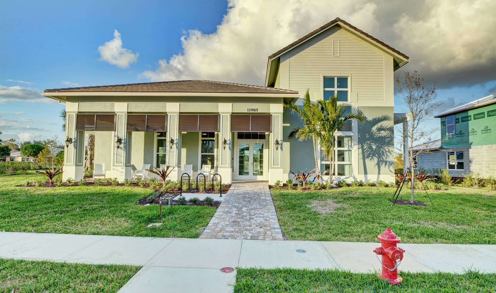 Park Central at Cypress Key Townhomes - New Homes in Royal Palm ...