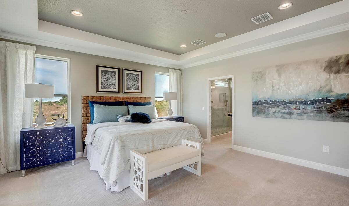 Highland at Summer Groves - Xavier - Owners Suite-1