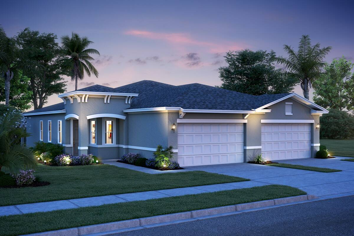 K  Hovnanian's® Four Seasons at Orlando - New Homes in