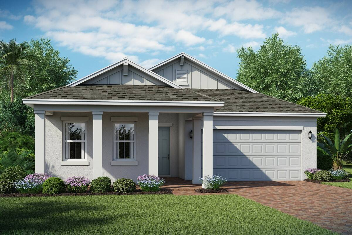 Tobago B fso new homes orlando fl