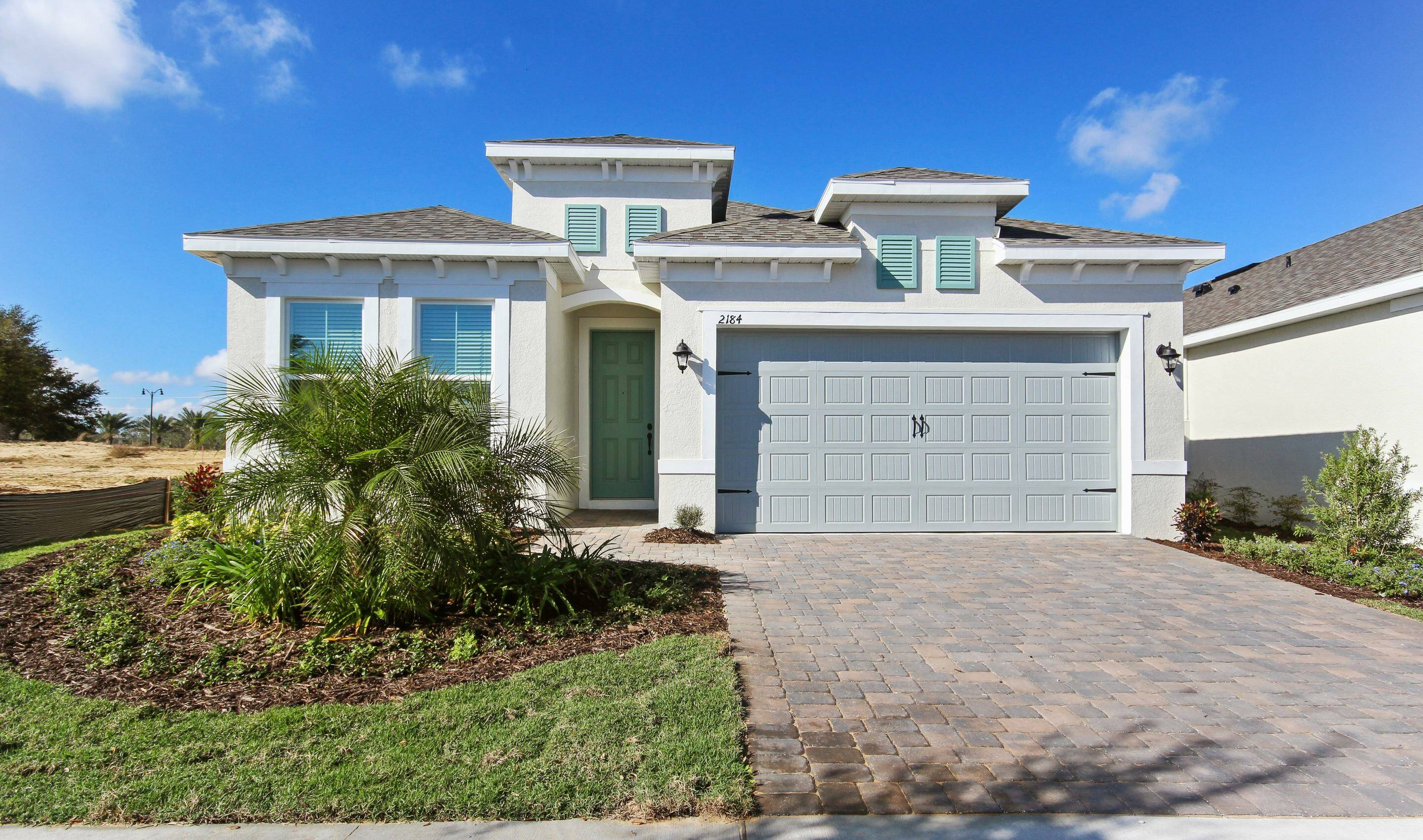 siding front dunmore B in four seasons at orlando new homes in orlando florida