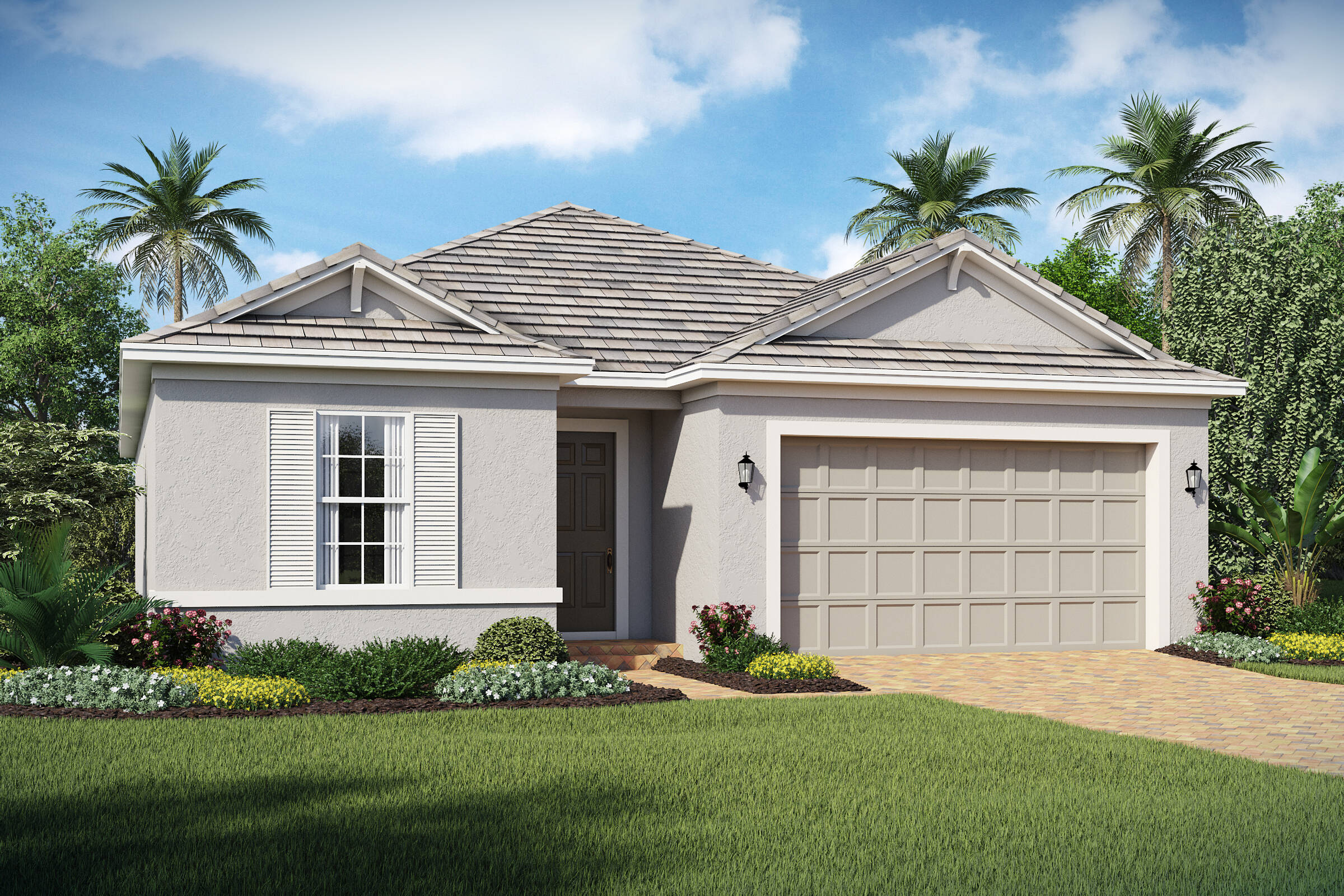 Saint Lucia A exterior lake florence preserve new homes in orlando florida