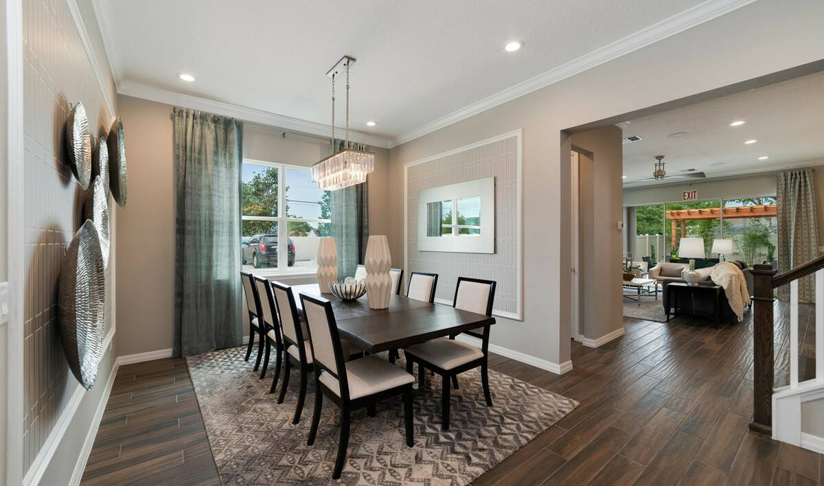 michelson dining room new homes orlando florida